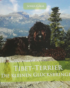 Tibet Terrier, die kleinen Glücksbringer von Sonja Galm